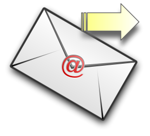 English: email envelope