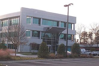 Epic Games - Epic Games' headquarters in Cary, North Carolina, 2003