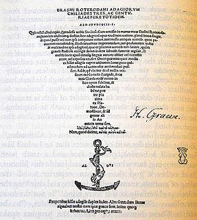 literary work by Erasmus of Rotterdam
