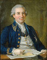 Eric af Wetterstedt, 1736-1822, Landshövding i Uppsala