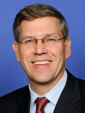 United States congressional delegations from Minnesota - Image: Erik Paulsen official photo (cropped 2)
