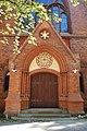 Erlöserkirche, bigger entrance, West.jpg