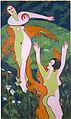 Ernst Ludwig Kirchner - Ballspielerinnen - 1931-32.jpg
