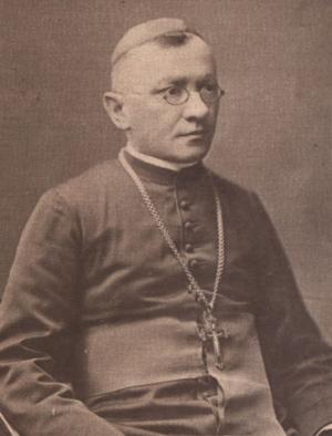 Antun Bauer (Archbishop) - Archbishop Bauer in 1914