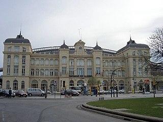 Lleida Pirineus railway station
