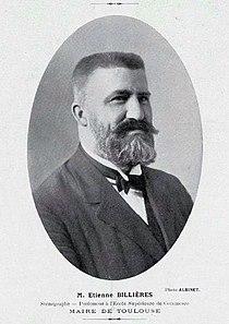 Etienne Billières, en mai 1925.jpg