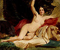 Etty William Female Nude in a Landscape.jpg