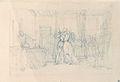 Etude d'après Henri III et sa cour d'Alexandre Dumas-Paul Delaroche-MBA Lyon 2014.jpeg