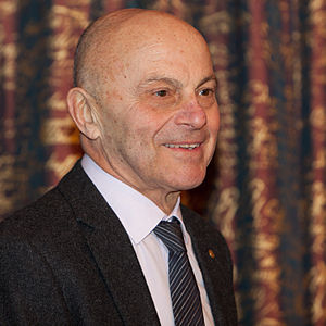 Eugene Fama - Fama in Stockholm, December 2013.