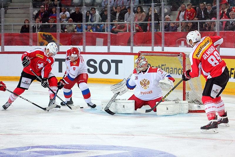 Euro Hockey Challenge, Zwitserland versus Rusland, 22 april 2017 59.jpg