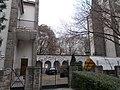 Evangelikus paplak. (333. számú műemlék). Udvar. - Budapest.JPG