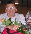 Ewa Barańska ze statuetką Nagrody Miasta Rzeszowa (2007).jpg
