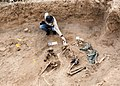 Exhumed remains of victims Isaaq genocide 3.jpg