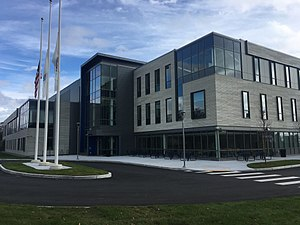 University of Massachusetts Dartmouth - New SMAST campus facility opened in 2017