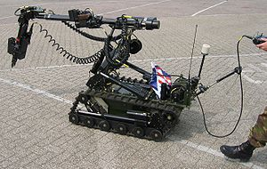Remote control vehicle
