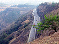 Expressway 4m Rajmachi point, Lonavala.JPG