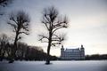 Exteriörbilder. Vinter - Skoklosters slott - 86485.tif