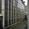 Exterieur, op het dak, bij vertrek 3.02, derde etage, zicht van buitenaf op de glas-in-lood ramen - Haarzuilens - 20381177 - RCE.jpg
