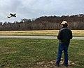 """Extreme Flight 74"""" Slick flying the harrier IMG 4302 FRD.jpg"""