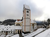 Füssen, Kloster Sankt Mang, Gesamtansicht.jpg
