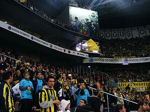 Şükrü Saracoğlu Stadium - Image: FB Stad Manzara 2