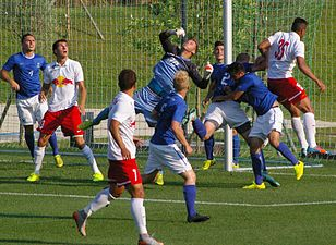 FC Liefering vs. Creighton University 22.JPG