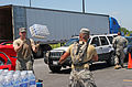 FEMA - 37506 - National Guard distributing water at a center in Texas.jpg
