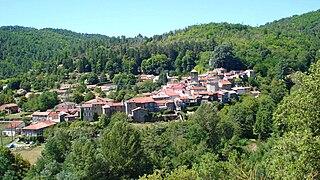 Saint-Étienne-Vallée-Française Commune in Occitanie, France