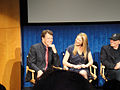 FRINGE On Stage @ the Paley Center - John Noble, Anna Torv, Akiva Goldsman (5741704022).jpg
