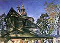 Fałat Kościół w Mikoszewicach 1911.jpg