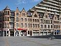 Facade in Oostende.JPG