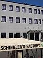 Facade of Deutsche Emailwarenfabrik - Oskar Schindler's Factory - Krakow - Poland - 01 (9195768716).jpg