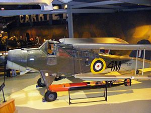 Fleet Air Arm Museum - Fairey Albacore (N4389)