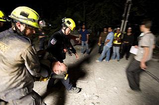 Humanitarian response to the 2010 Haiti earthquake