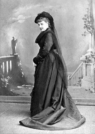Fanny Davenport - Fanny Davenport before joining the company of Augustin Daly in 1869