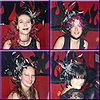 100px Fascinators HATS