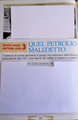 Fausta Samaritani-Maledetto petrolio-Il Carabiniere-marzo1992.png