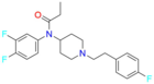 Fentanyl analog with dual opioid-SNDRI properties.png