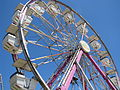 Ferris Wheel Against Blue Sky.JPG