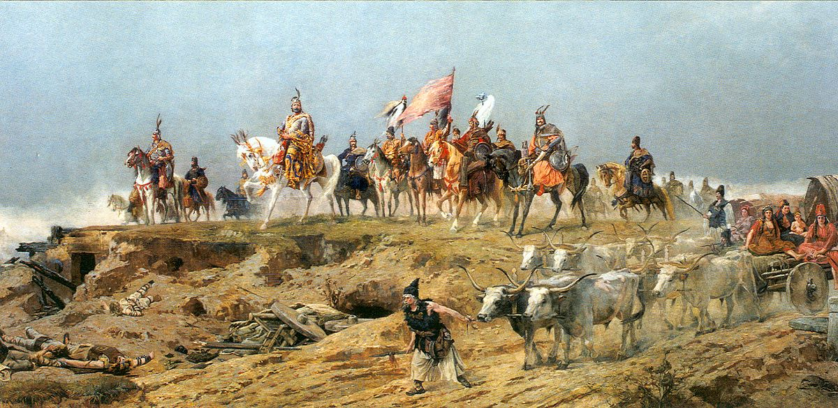 La Bataille de Vaslui 1200px-Feszty_A_magyarok_bej%C3%B6vetele_(r%C3%A9szlet)