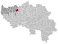 Fexhe-le-Haut-Clocher Liège Belgium Map.png