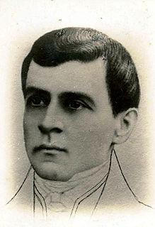 Fernando Serrano President of Colombia