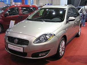 Fiat Croma II Facelift front - PSM 2009.jpg