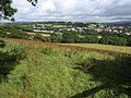 Field and view, Ivybridge - geograph.org.uk - 1411645.jpg