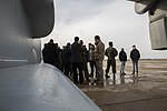 Field trip, U.S. Marines host static display tour for Spanish engineering students 170126-M-VA786-1105.jpg