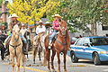 Fiestas Patrias Parade, South Park, Seattle, 2015 - 296 - the horses (20973078183).jpg