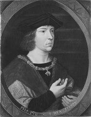 Portrait of Philip I of Castile