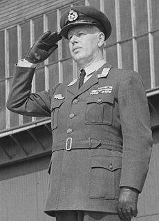 Finn Lambrechts Norwegian military officer