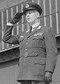 Finn Lambrechts, Sjef Luftforsvaret - Kjevik 1955 (cropped).jpg