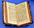 First European edition of Arabian Nights, Les Mille et une Nuit, by Antoine Galland, 1730 CE, Paris.jpg